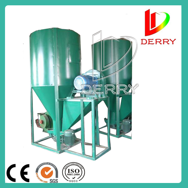 mini feed mixer and grinder plant