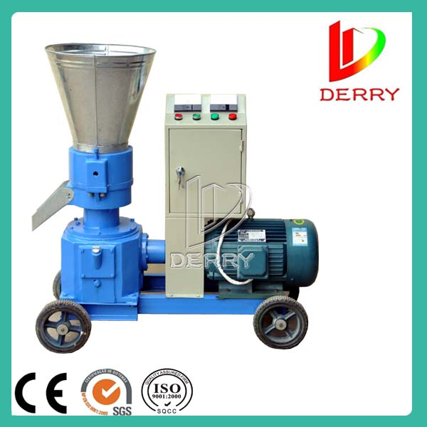 Hot Sellig mini pellet machine for wood pellets/sawdust pellet mill