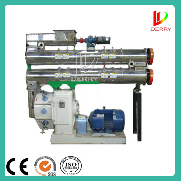 Chinese popular small ring-die pellet machine