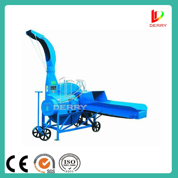 Farm use wheat straw chaff cutter for livestock