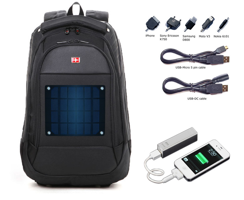 Eco Miracle Electronic Limited offer solar backpack CY-460