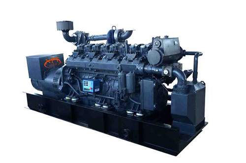 CE approved 10-500KW gas generator set