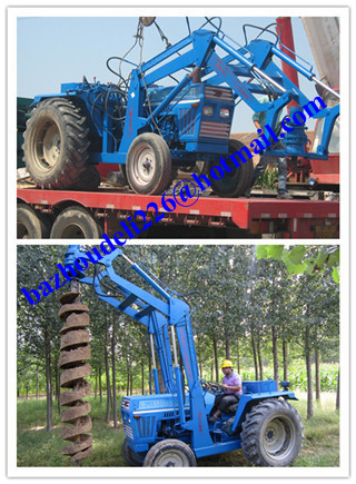 Best quality earth-drilling, low price drilling machine, new type Deep drill