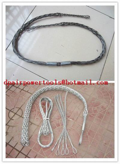 Best quality cable socks,low price cable pulling socks,Support Grip