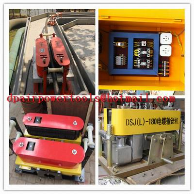 cable pusher,Cable Laying Equipment,Cable laying machines