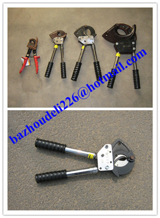 manufacture wire cutter,Cable cutter,Cable cutter with ratchet system