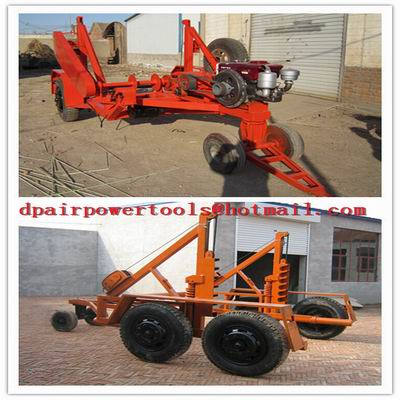 manufacture cable-drum trailers,CABLE DRUM TRAILER, Price Cable Reel Trailer