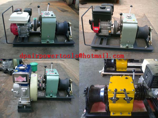 Sales Cable Hauling and Lifting Winches, quotation Cable Drum Winch