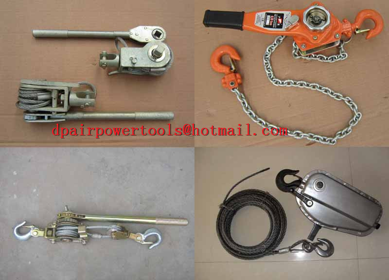 China Cable Hoist,Ratchet Puller, best factory Mini Ratchet Puller