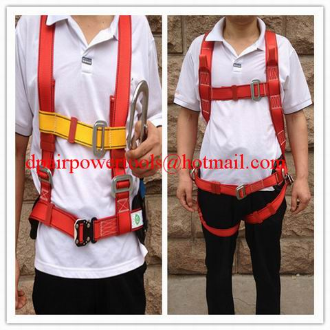 Retractable safety belt&safety belt &rope,safety equipments