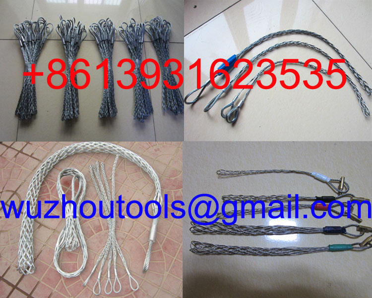 ,Cable Socks,Pulling Grip,Support Grip,Application Suspension Grips