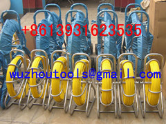 Duct Hunter Line of Detectable Conduit Rodders Professional manufacturer