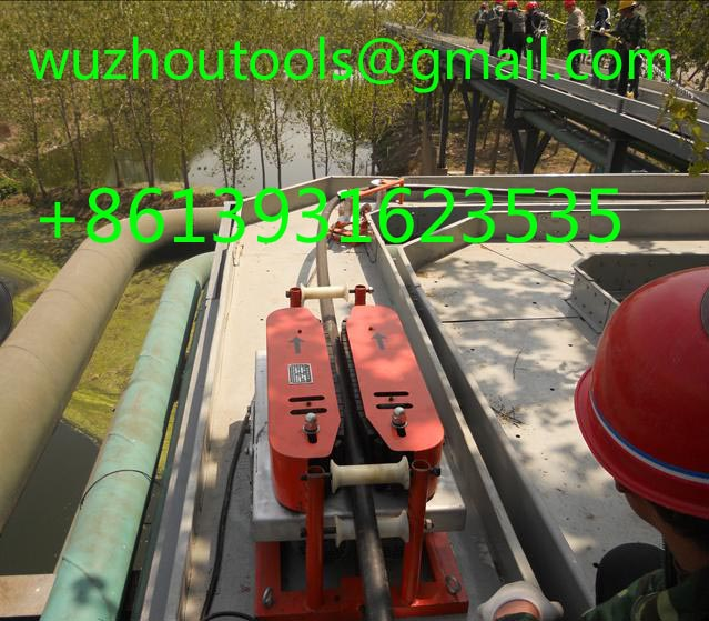 cable puller,Cable laying machines,Cable Laying Equipment