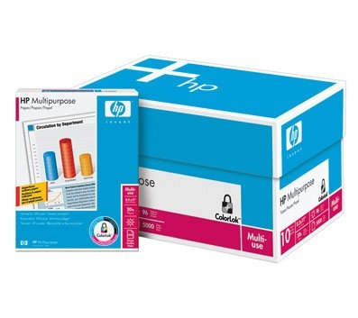 Hp Multipurpose a4 80gsm Copy Paper $0.30 usd per ream