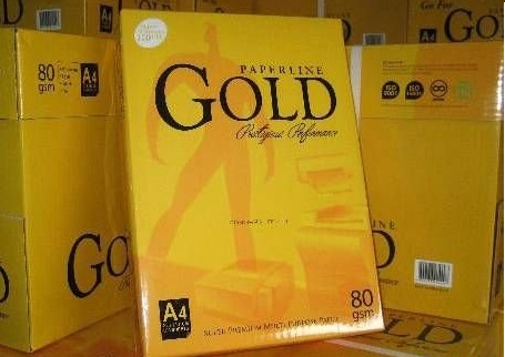 Golden Star a4 80gsm CopyPaper  $0.30 usd per ream