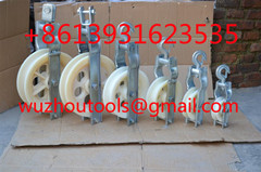 Cable Lifter,Multi Sheave Cable Block,Cable Block