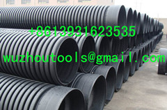 PVC Pipe HDPE CORRUGATED HDPE Optical cable duct Pipe