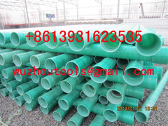 FRP conduit pipe  Hot sale frp pipe DN200 frp pipe for cable production