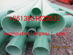 Fiberglass Pipe  Glass Reinforced Plastic pipes