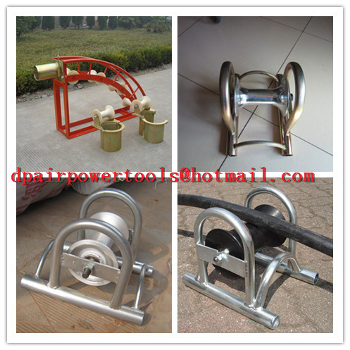 Cable roller Manhole Quadrant Roller,Duct Entry Rollers and Cable Duct Protection