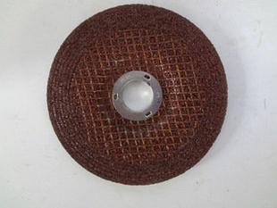 100x6x16 T27 DC angle grinding wheel for metal