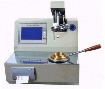 GD-261A Automatic Pensky-Martens Closed Cup Flash Point Tester