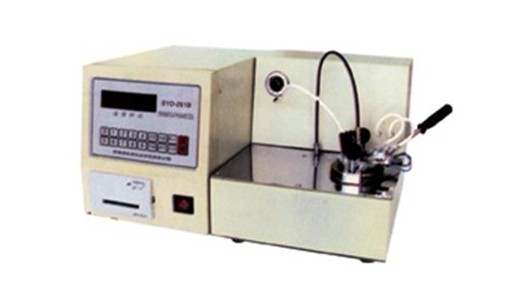 GD-261-1 Pensky-Martens Closed Cup Flash Point Tester