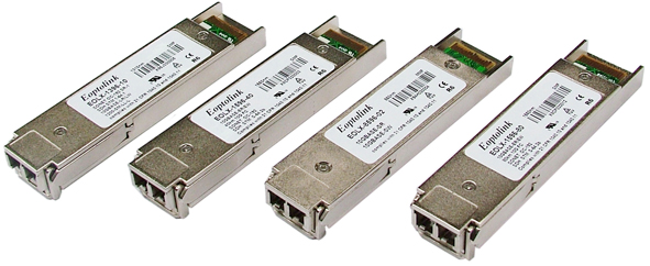 Tunable DWDM XFP