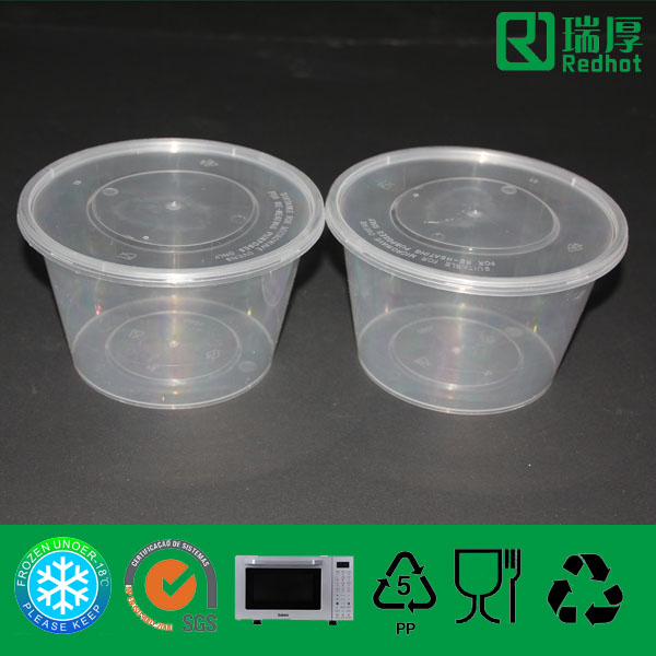 PP Food Storage Container Professional Manufacturer (1000ml)