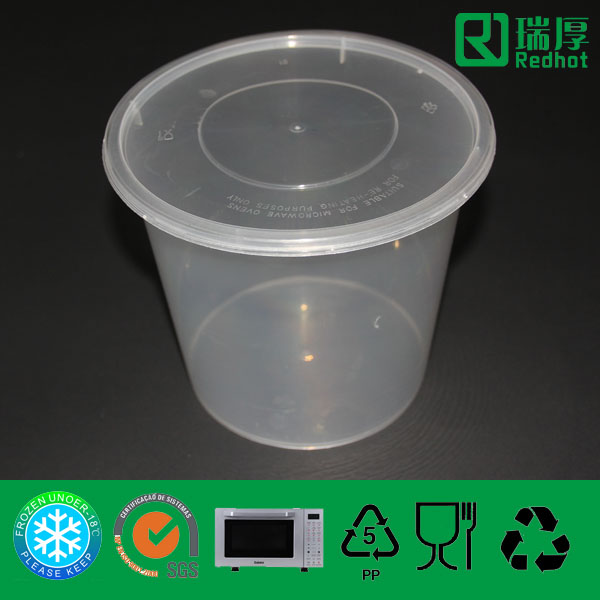 Microwave Safe Plastic Food Container 2500ml