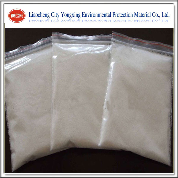 Polyacrylamide flocculant for industrial wastewater treatment