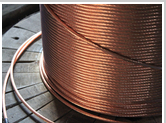 Bare Copper Strand Wires