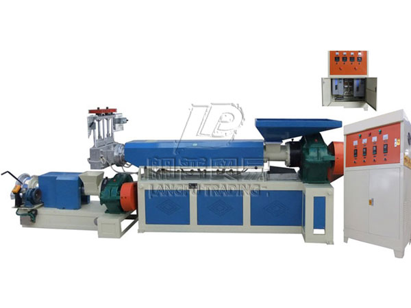 Foam Pelleting Machine