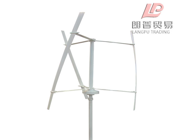 1KW Vertical Axis Wind Turbine