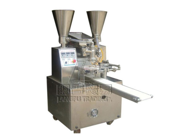 Steamed Stuff Bun Machine