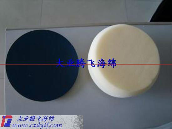 sponge grinding wheel/grinding wheel for wood/sponge products