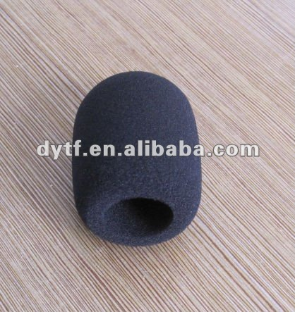 sponge microphone cover,disposable microphone cover