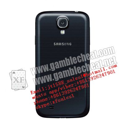 Samsung Galaxy S4 Poker Scanner for Poker Analyzer|Infrared Camera