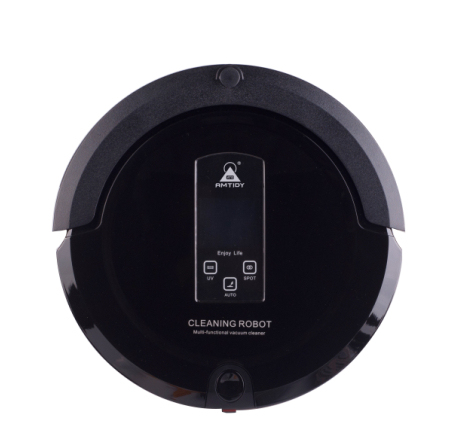 Automatic Self-Recharging Robotic Vacuum Cleaner