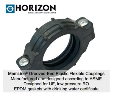 MemLine® Plastic Flexible Couplings