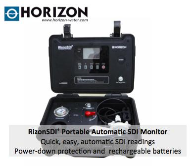 RizonSDI® Portable Automatic SDI Monitor