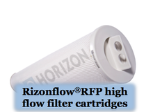HorizonRizonflow®seriesHigh Flow Filter Cartridge