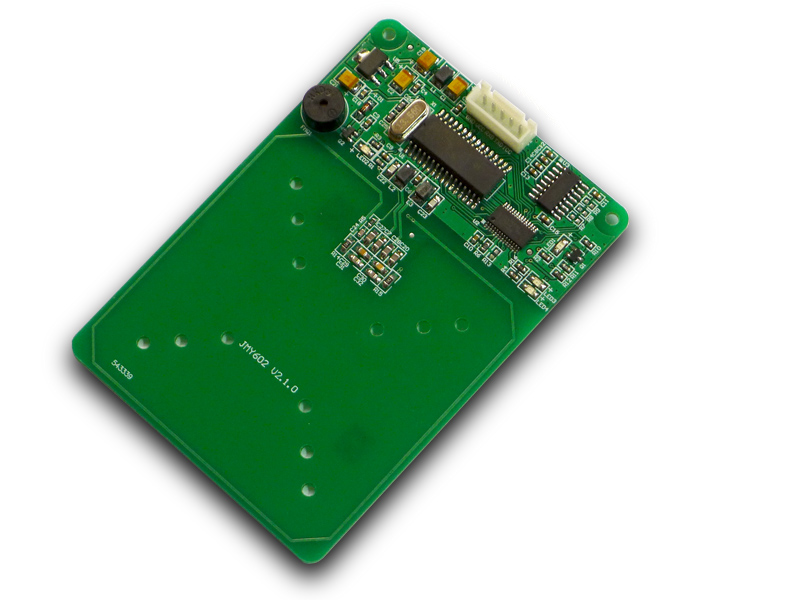JMY602 IIC UART RS232C or USB interface HF RFID Reader and writer Module