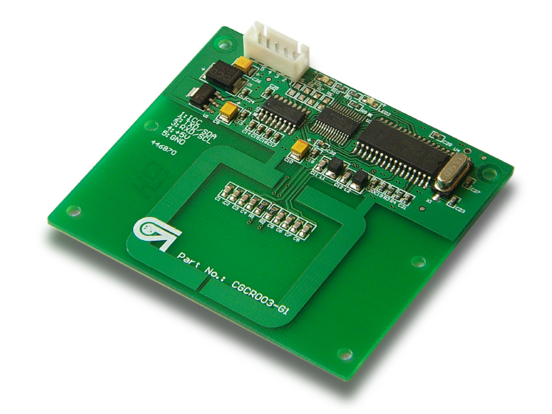 13.56MHz RFID Reader and writer Module JMY604 with RS232C interface