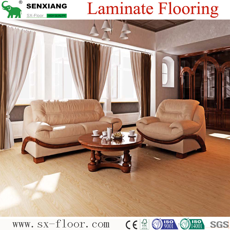 Best Price Eco-Friendly Factory Direct High Gloss Laminate Flooring