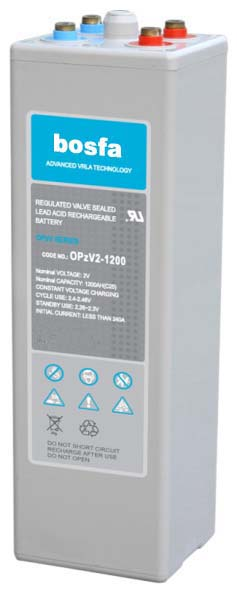 OPzV2-1200 2v 1200ah solar batteries battery 2v 1200ah battery for solar application battery for solar energy system