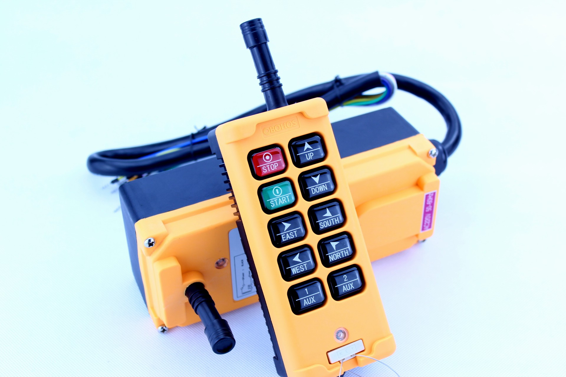 HS-10 Industrial Wireless Remote Control System for Crane Hoist