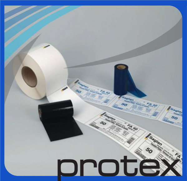 Near Edge Thermal Transfer Ribbon