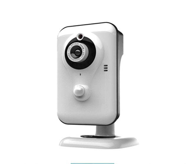 New 720P 1.0 MP MINI IP Camera Support 32G TF Micro SD Card WIFI P2P Zoom Pan/Tilt Home Security Surveillance System CCTV Camera