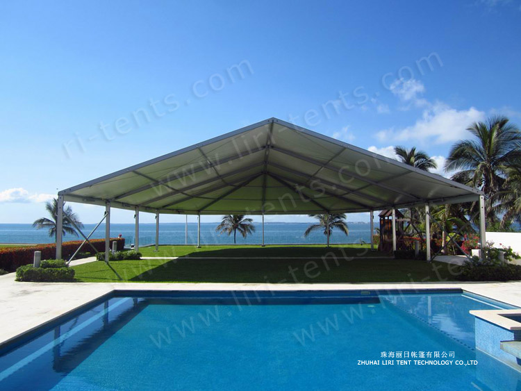 clearspan tent for sell